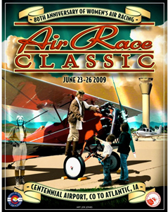 Air Race Classic Poster