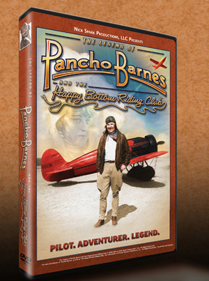 The Legend Of Pancho Barnes A Documentary Film